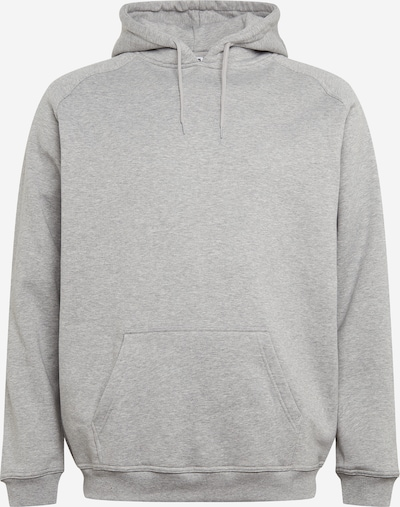 Urban Classics Big & Tall Sweatshirt in de kleur Grijs, Productweergave