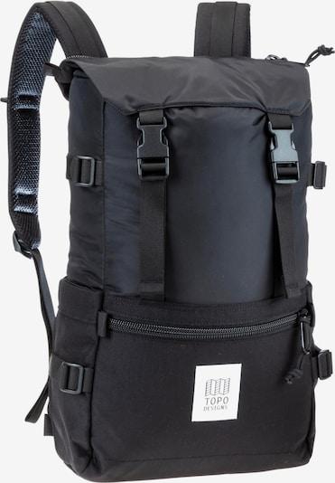 Topo Designs Rucksack 'Rover Pack' in schwarz, Produktansicht