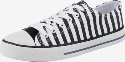 Inselhauptstadt Sneakers in Black / White, Item view