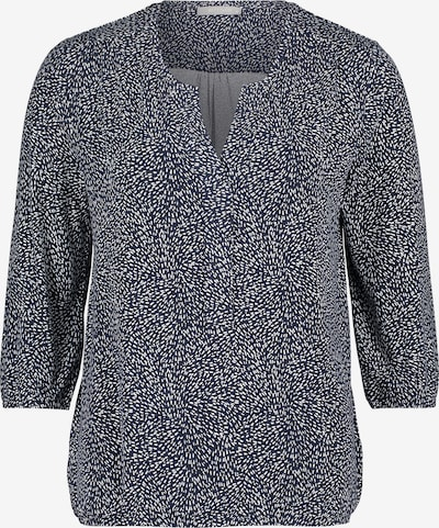 Betty & Co Shirt in de kleur Blauw / Wit, Productweergave