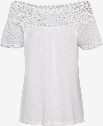 HALLHUBER Shirt in weiß, Produktansicht