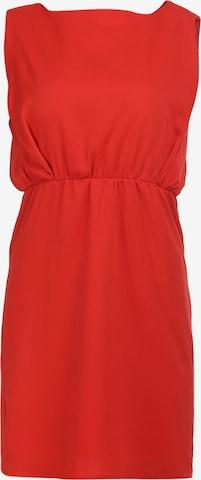 faina Καλοκαιρινό φόρεμα σε κόκκινο