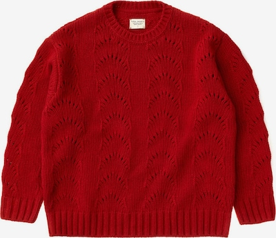 Nudie Jeans Co Sweater ' Lena Fancy Knit ' in Red, Item view