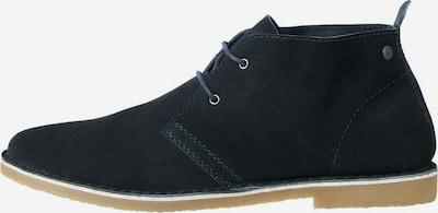 JACK & JONES Chukka Boots in de kleur Beige / Donkerblauw, Productweergave