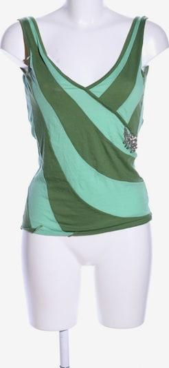 FREESOUL Rückenfreie Top in M in türkis / grün, Produktansicht