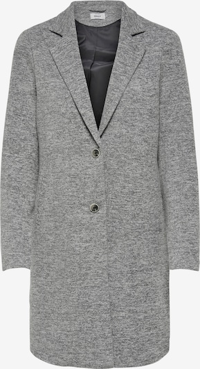 ONLY Between-Seasons Coat 'Carrie Mel' in mottled grey, Item view