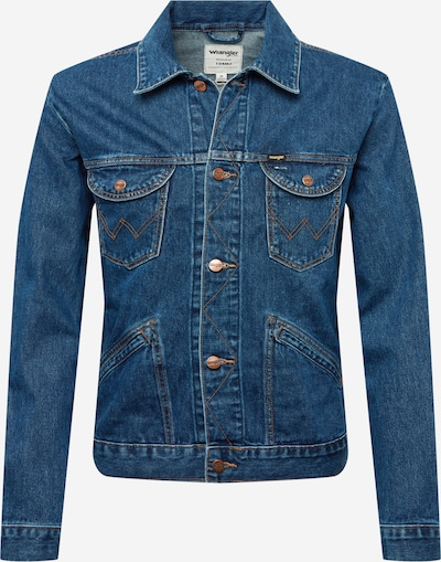 WRANGLER Jeansjacke 'Icons' in blue denim, Produktansicht