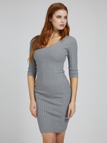 GUESS Knitted dress in Grey