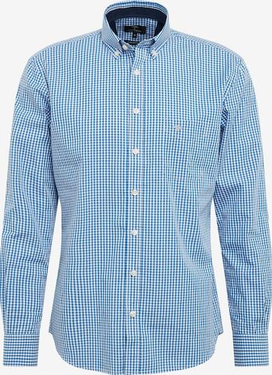 FYNCH-HATTON Риза 'Summer' в синьо / светлосиньо, Преглед на продукта