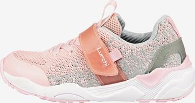 LURCHI Sneaker in hellgrau / pastellpink, Produktansicht