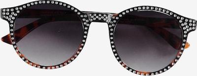 NAME IT Sunglasses 'Dassun' in Cognac / Black, Item view