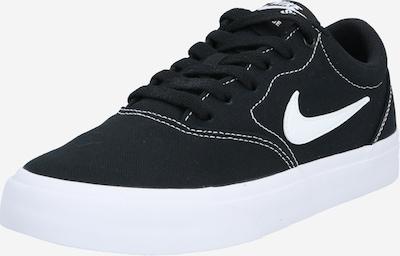 Nike SB Ниски сникърси 'Charge' в черно / бяло, Преглед на продукта