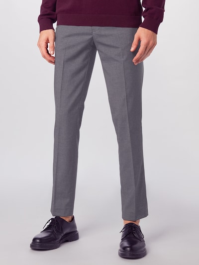 BURTON MENSWEAR LONDON Kalhoty s puky - světle šedá, Model/ka