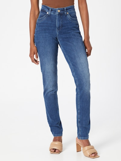 MAC Jeans 'Mel' in dunkelblau, Modelansicht