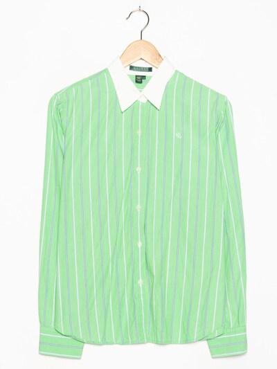 RALPH LAUREN Bluse in L in neongrün, Produktansicht
