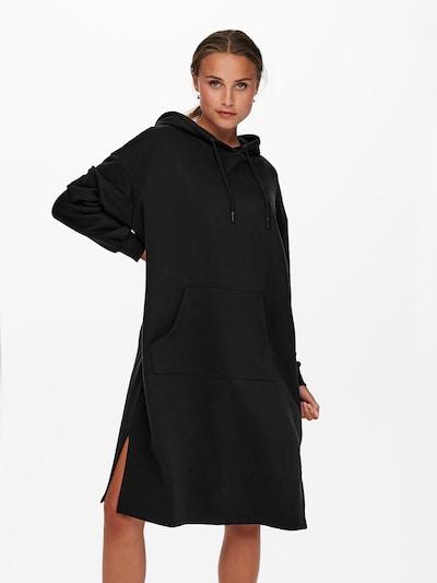 ONLY Robe oversize 'Chelsea' en noir, Vue avec modèle