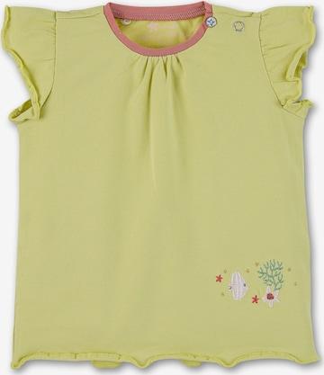 Maglietta di STERNTALER in verde