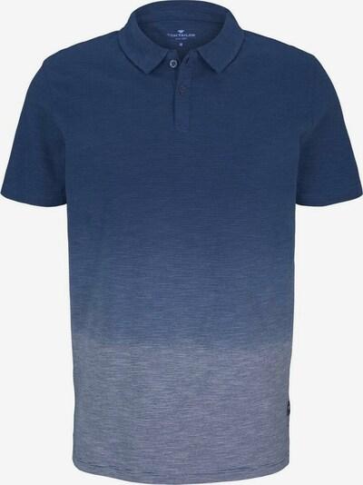 TOM TAILOR Shirt in de kleur Lichtblauw / Donkerblauw, Productweergave