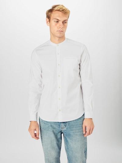 s.Oliver Skjorte i hvid, Modelvisning