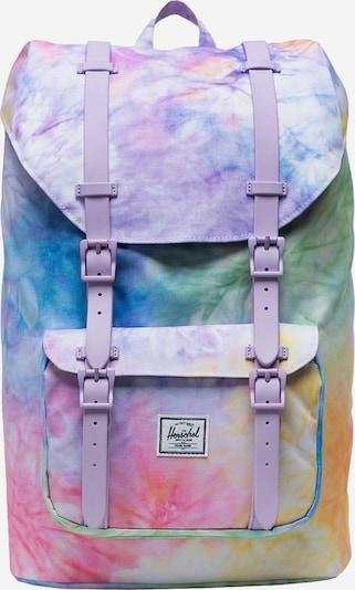 Herschel Sac à dos 'Little America' en mélange de couleurs, Vue avec produit