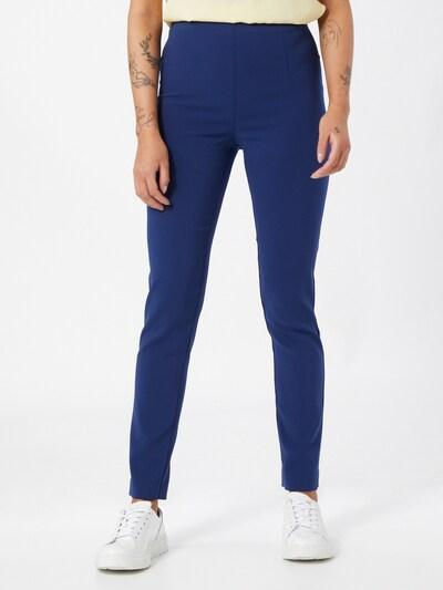 PATRIZIA PEPE Broek in de kleur Nachtblauw, Modelweergave