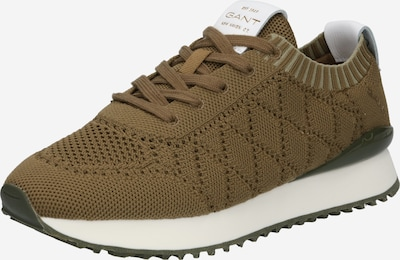 Sneaker low 'Bevinda' GANT pe verde închis, Vizualizare produs