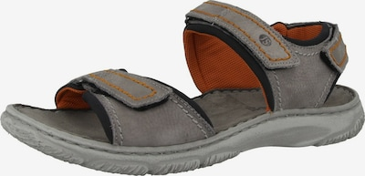 JOSEF SEIBEL Sandale in grau, Produktansicht