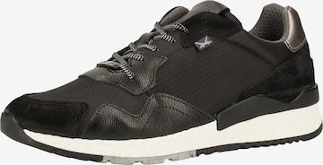 SANSIBAR Sneaker in Schwarz