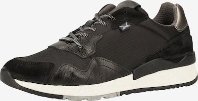 SANSIBAR Sneakers laag in de kleur Zwart / Zilver, Productweergave