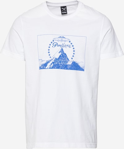Iriedaily Shirt 'Paraventure' in blau / weiß, Produktansicht