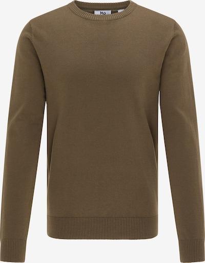 Pullover Mo ESSENTIALS di colore color fango, Visualizzazione prodotti