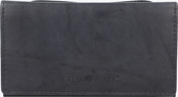 GREENBURRY Portemonnaie in Blau