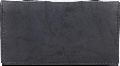 GREENBURRY Portemonnaie in dunkelblau, Produktansicht