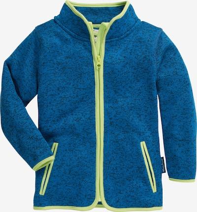 PLAYSHOES Flisová bunda - kráľovská modrá / neónovo modrá, Produkt