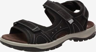 SIOUX Sandale 'Oneglia-700' in schwarz, Produktansicht