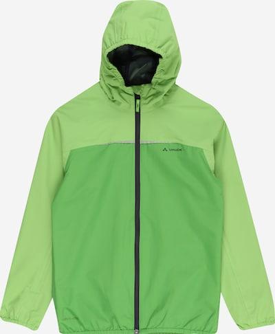 VAUDE Jacke 'Turaco II' in grasgrün / hellgrün, Produktansicht