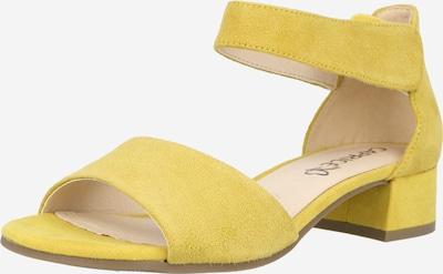 CAPRICE Páskové sandály - limone, Produkt