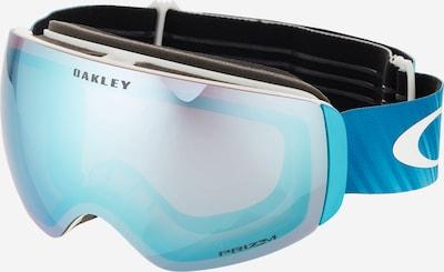 OAKLEY Lunettes de sport 'Flight Deck' en saphir / bleu clair, Vue avec produit