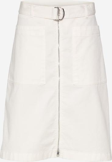 BOSS Casual Jupe 'Vaggie' en blanc, Vue avec produit