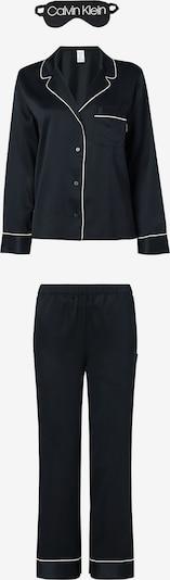 Calvin Klein Underwear Pyjama in schwarz / weiß, Produktansicht