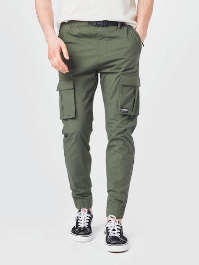 HOLLISTER Hose in khaki, Modelansicht