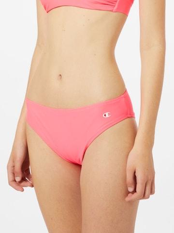 Champion Authentic Athletic Apparel Bikiinipüksid, värv roosa