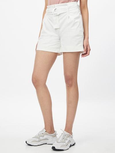 Calvin Klein Shorts in weiß, Modelansicht