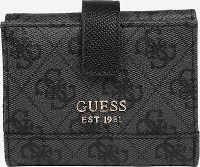GUESS Portemonnaie 'CORDELIA' in grau / schwarz, Produktansicht