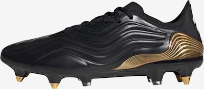 ADIDAS PERFORMANCE Voetbalschoen 'Copa Sense.1' in de kleur Goud / Zwart, Productweergave