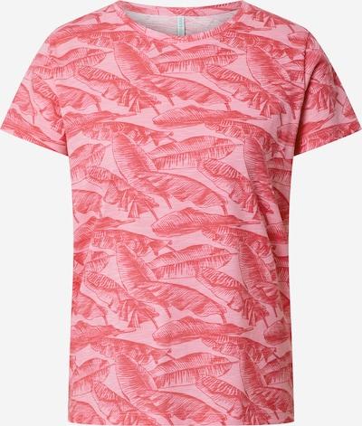 Maglietta Stitch and Soul di colore rosa / rosso, Visualizzazione prodotti