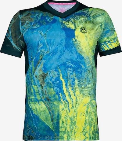 BIDI BADU T-Shirt 'Niam' in dunkelgrün, Produktansicht