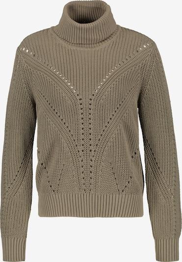 TAIFUN Pullover in khaki, Produktansicht