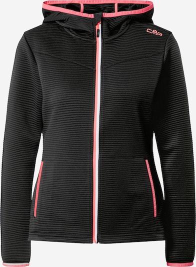 CMP Jacke in anthrazit / pink / weiß, Produktansicht