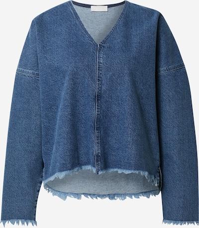 LeGer by Lena Gercke Shirt 'Mareen' in blue denim, Produktansicht